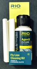 Rio AgentX&trade;<br>Line Cleaning Kit from W. W. Doak