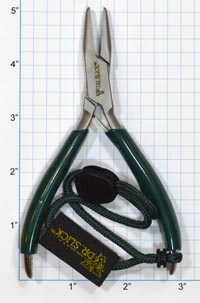 "Dr. Slick 5"" Flat Nose Pliers from W. W. Doak"
