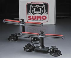 Sumo Suction Rod Mount from W. W. Doak