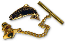 Atlantic Salmon Tie Tack from W. W. Doak