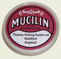 Mucilin Line Paste from W. W. Doak