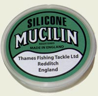 Mucilin Silicone Paste from W. W. Doak