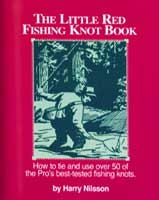 Little Red Fishing Knot Book from W. W. Doak
