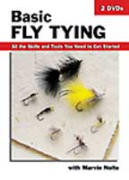 Basic Fly Tying<br></strong>All the Skills & Tools You<br>Need to Get Started<strong> from W. W. Doak