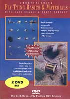 Fly Tying Basics & Materials<br></strong>2 DVD Set<strong> from W. W. Doak