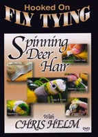 Hooked on Fly Tying<br></strong>Spinning Deer Hair<strong> from W. W. Doak
