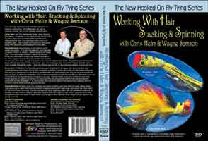Working With Hair - Stacking & Spinning from W. W. Doak