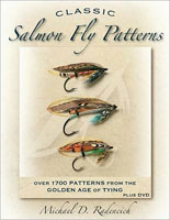 Classic Salmon Fly Patterns from W. W. Doak