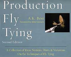 Production Fly Tying</strong><br>Second Edition<strong> from W. W. Doak