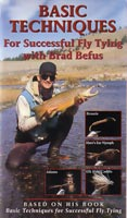 Basic Techniques<br></strong>For Successful Fly Tying<strong> from W. W. Doak
