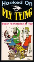 Hooked on Fly Tying<br></strong>Basic Techniques & Tips<strong> from W. W. Doak