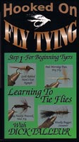 Hooked on Fly Tying<br></strong>Learning to Tie Flies<br>Step 1<strong> from W. W. Doak