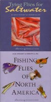 Tying Flies for Saltwater<br>&<br>Fishing Flies of North America from W. W. Doak