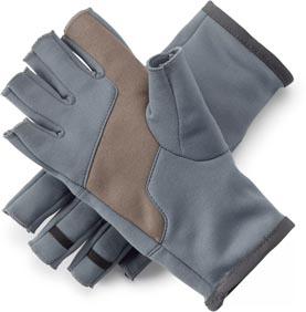 Orvis Fingerless Fleece Gloves from W. W. Doak