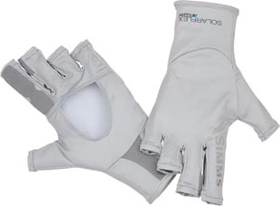 Simms SolarFlex Sun Gloves from W. W. Doak