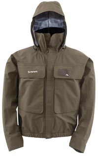 Simms Guide Jacket - 2015 Style from W. W. Doak