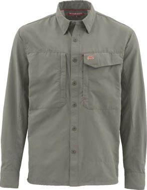 Simms Guide Shirt from W. W. Doak