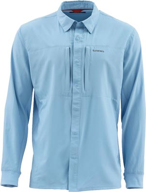 Simms Intruder BiComp Shirt from W. W. Doak