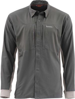 Simms Intruder Bicomp Shirt from W. W. Doak