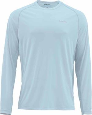 Simms SolarFlex Crewneck Shirt from W. W. Doak