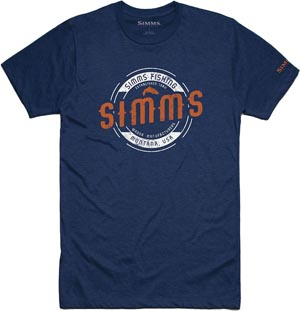 Simms Wader MT T-Shirt from W. W. Doak