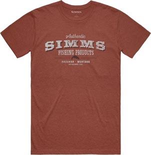 Simms Working Class T-Shirt from W. W. Doak
