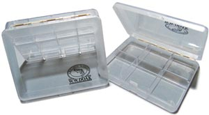Clear Fly Boxes from W. W. Doak