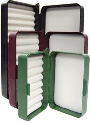 Flat & Ripple Boxes from W. W. Doak