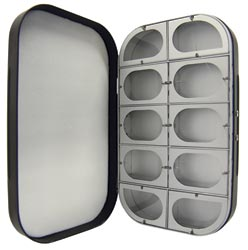 10 Compartment Fly Box from W. W. Doak