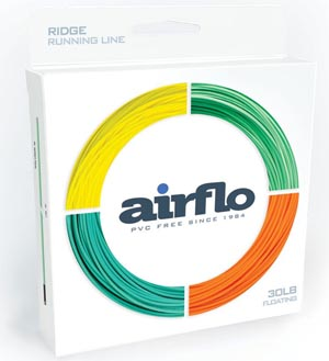 Airflo Ridge Running Line from W. W. Doak