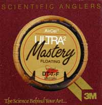 MASTERY FLOATING DOUBLE TAPER from W. W. Doak
