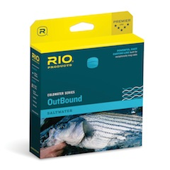 Rio Outbound Fly Line from W. W. Doak