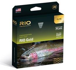 Rio Elite Gold Fly Line from W. W. Doak