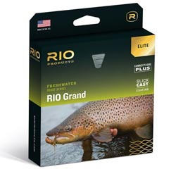 Rio Elite Grand Fly Line from W. W. Doak