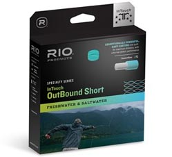 Rio InTouch OutBound Short Fly Line from W. W. Doak
