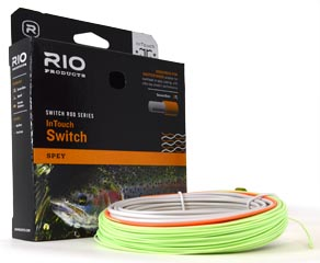 Rio InTouch Switch Chucker Fly Line from W. W. Doak