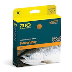 Rio Power Spey Fly Line from W. W. Doak
