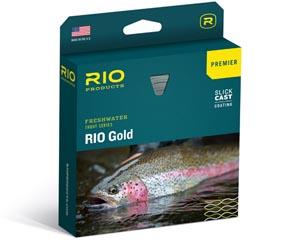 Rio Premier Gold Fly Line from W. W. Doak
