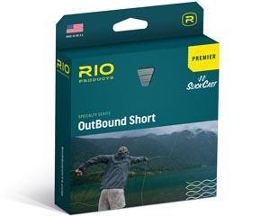 Rio Premier Outbound Short Fly Line from W. W. Doak