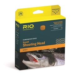 Rio Scandi Short Shooting Head from W. W. Doak
