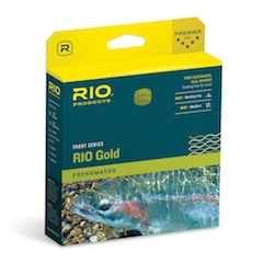 Rio Gold Fly Line from W. W. Doak
