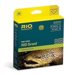 Rio Grand Fly Line from W. W. Doak