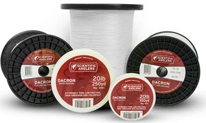 Scientific Anglers Fly Line Backing from W. W. Doak