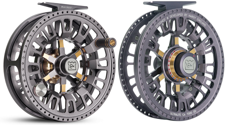 Hardy Ultralite CADD Fly Reel from W. W. Doak