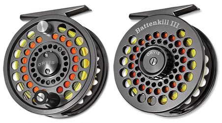 Orvis Battenkill Disc Reel from W. W. Doak