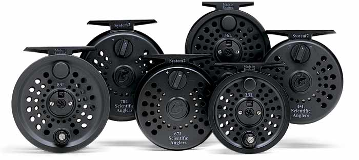 <u><em>The Scientific Angler System II Fly Reel</em></u> from W. W. Doak