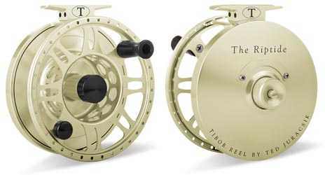 Tibor Riptide Fly Reel from W. W. Doak