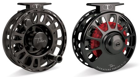Tibor Signature Fly Reel from W. W. Doak