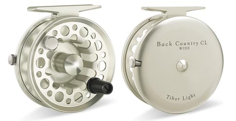 Tibor Back Country Wide CL Fly Reel from W. W. Doak