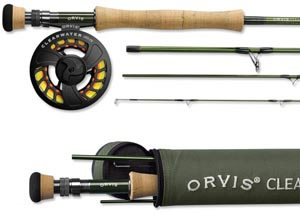 Orvis Clearwater - Salmon Rods from W. W. Doak